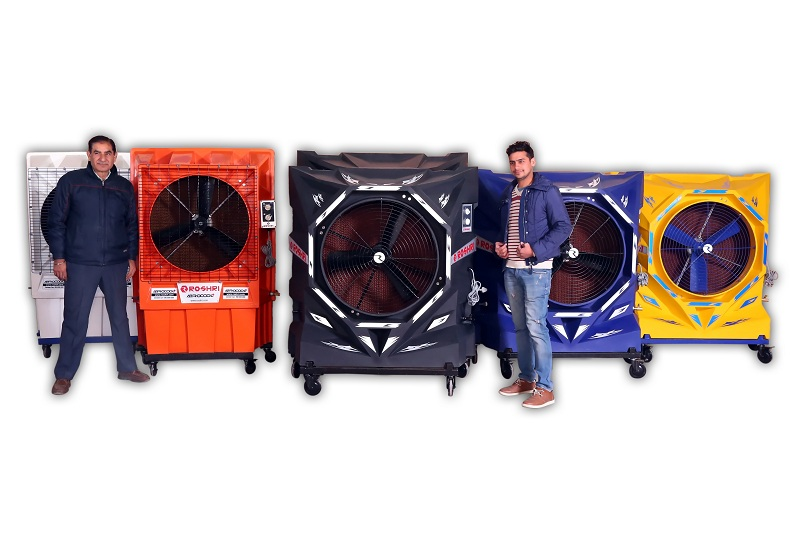 Industrial Coolers Manufacturers India