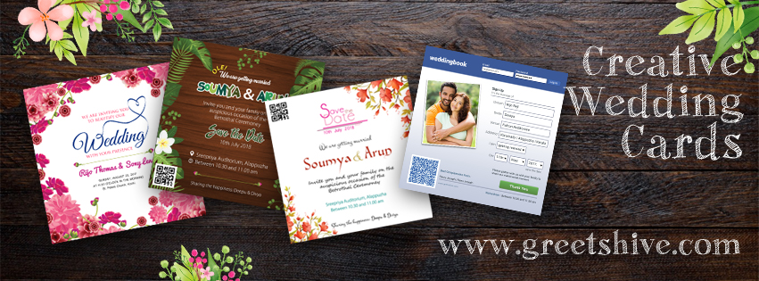 Greets Hive – Wedding Invitation Cards in Kerala